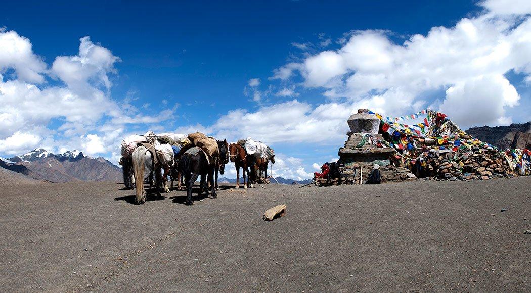 Zanskar Trek - Tour