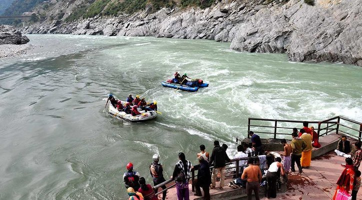 Kuari Pass Trek and Ganga River Rafting - Tour