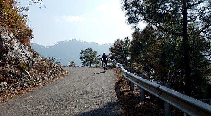 Pauri Loop Mountain Biking - 4D - Tour