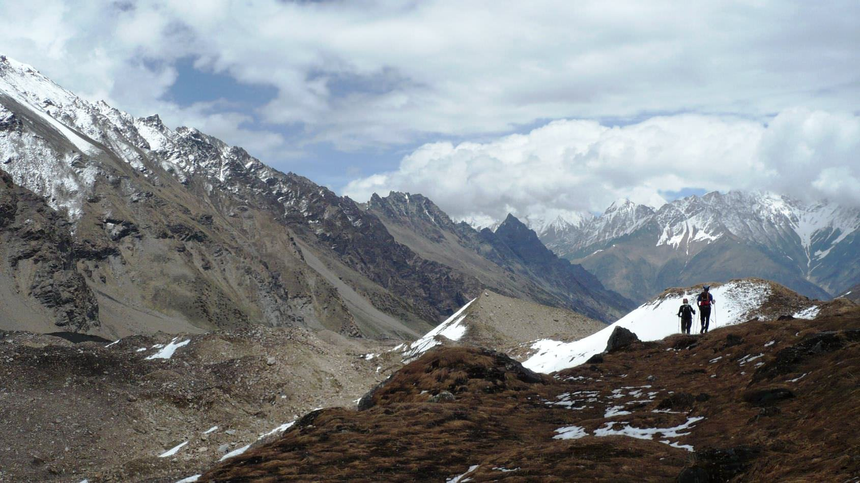 Raft On Ganga + Trek The Himalaya