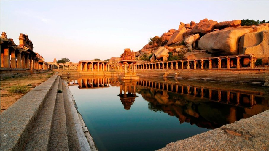 Hampi Tour Package - Train - Tour