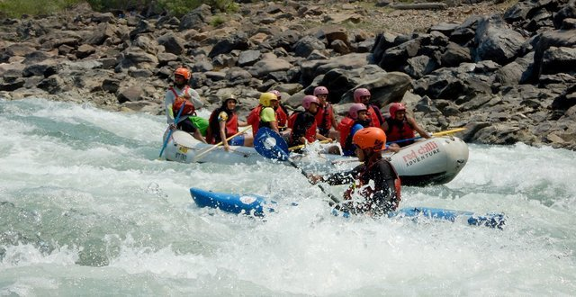 Ganga River Rafting - Collection