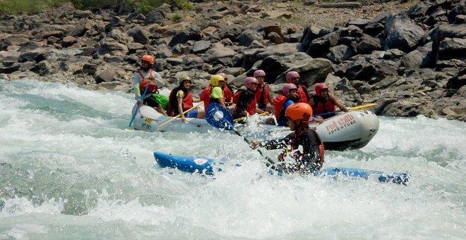 Ganga River Rafting - Collection