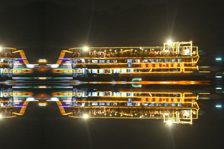 Sunset Boat Cruise in Goa - Tour