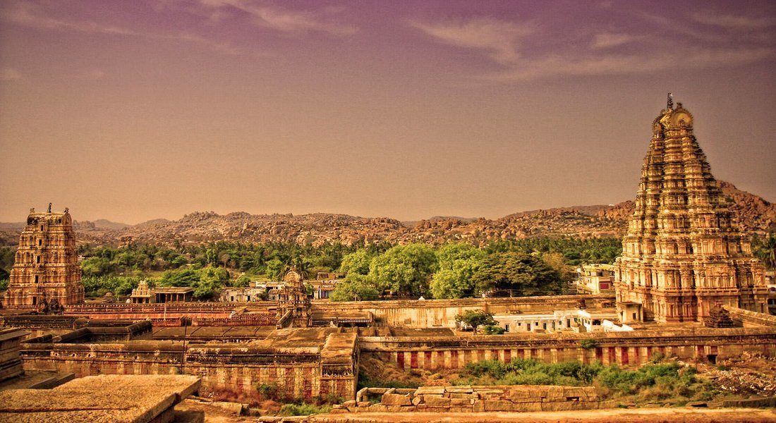 Hampi by Road - Tour