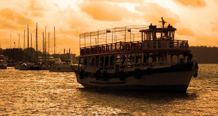 Panjim Cruise - Tour