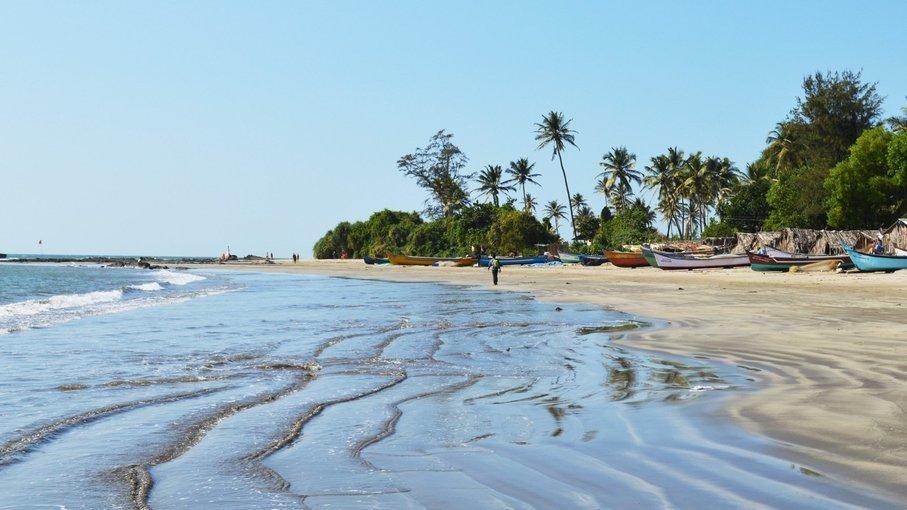 North Goa Tour - Coach - Tour