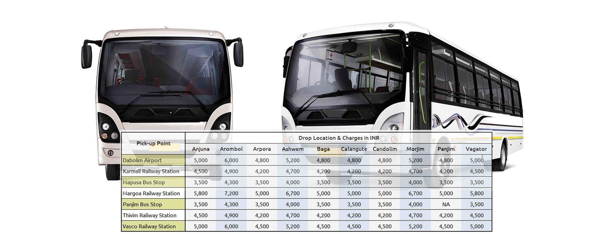 Mini Coach(30 Seater)