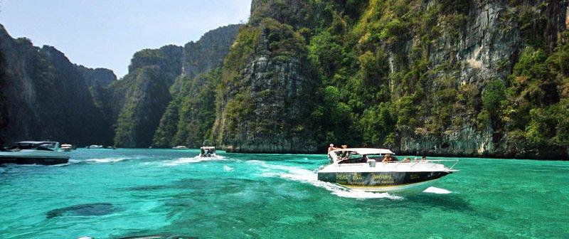 Phi Phi Island from Krabi by Speedboat from Krabi - Tour
