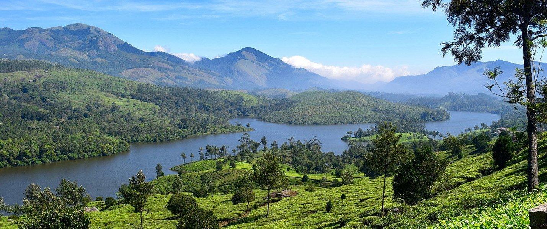 Kerala Multisport tour- bike, hike, kayak - Tour