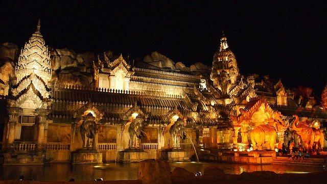 Phuket Fantasea - Tour