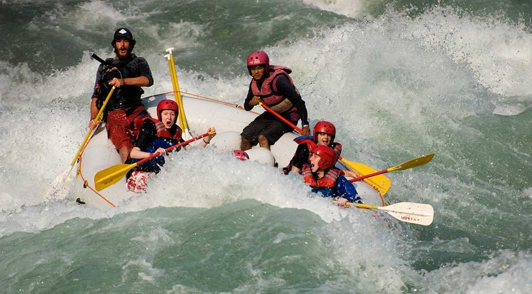 River Rafting in Rishikesh - Collection
