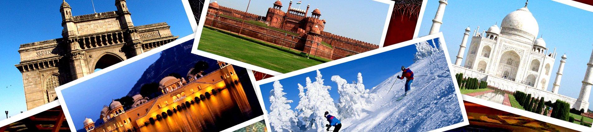Golden Triangle Package : Delhi -Agra -Jaipur - Tour
