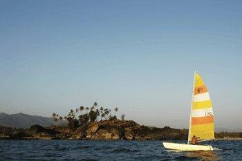 Catamaran Sailing in Goa - Tour