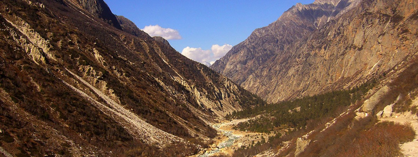 Trekking & River Rafting or Camping & River Rafting - Collection