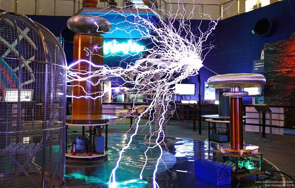 Science Center, Sightseeing in Singapore - Tour