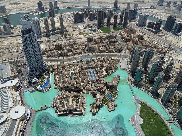 Tour Package To Dubai 06 Days With Abu Dhabi And Burj Khalifa - Tour