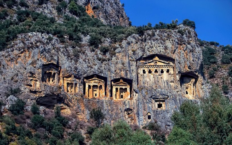 Tour Package To Turkey 08 Days - With Istanbul, Antalya And Cappadocia - Tour