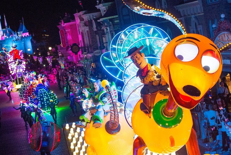 Tour Package To Hong Kong 05 Days With Disney Land - Tour