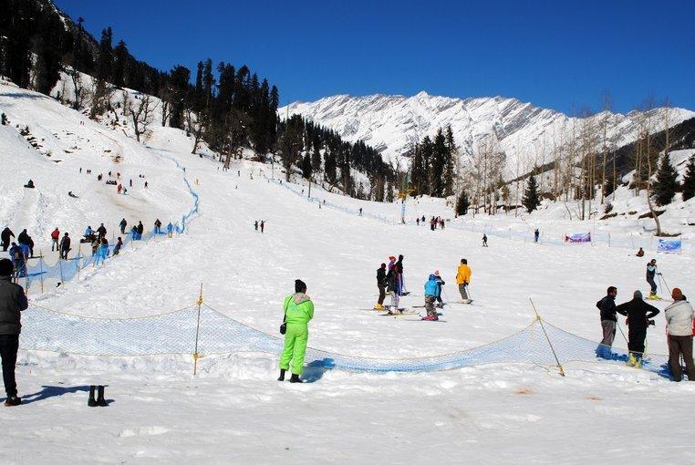 Tour Package To North India - Shimla & Manali 07 Days - Tour