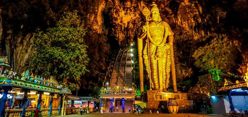 Kuala Lumpur City & Batu Caves, Sightseeing in Kuala Lumpur - Tour