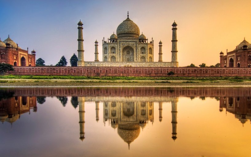 Private Luxury Golden Triangle Tour To Agra, Golden Triangle Tour India - Tour