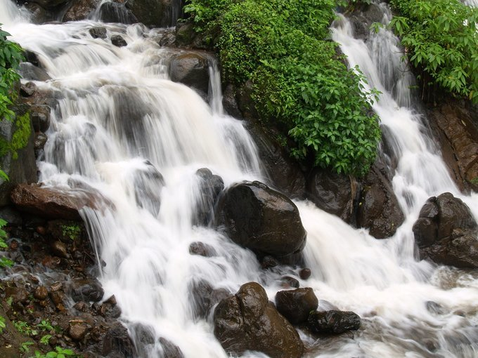 Amboli Water Fall with water ride - Tour