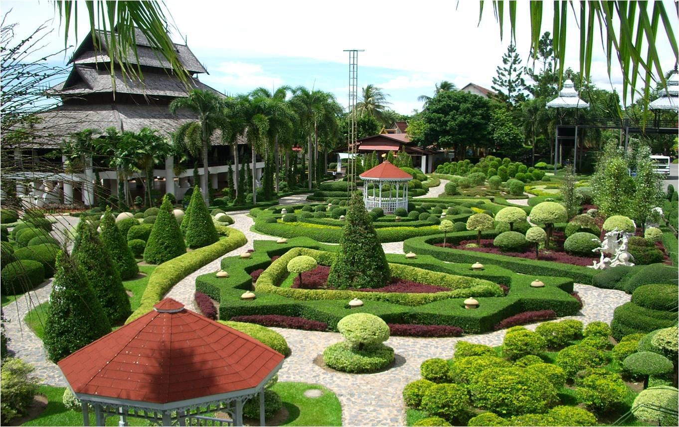 Nong Nooch Garden Tour, Sightseeing i... BOOK NOW