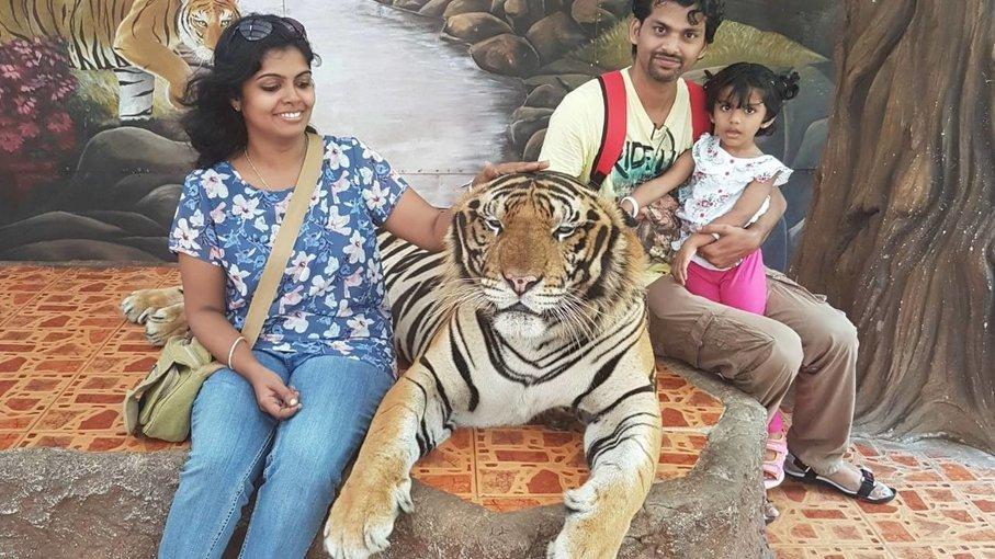 Sriracha Tiger Zoo, Sightseeing in Pattaya - Tour