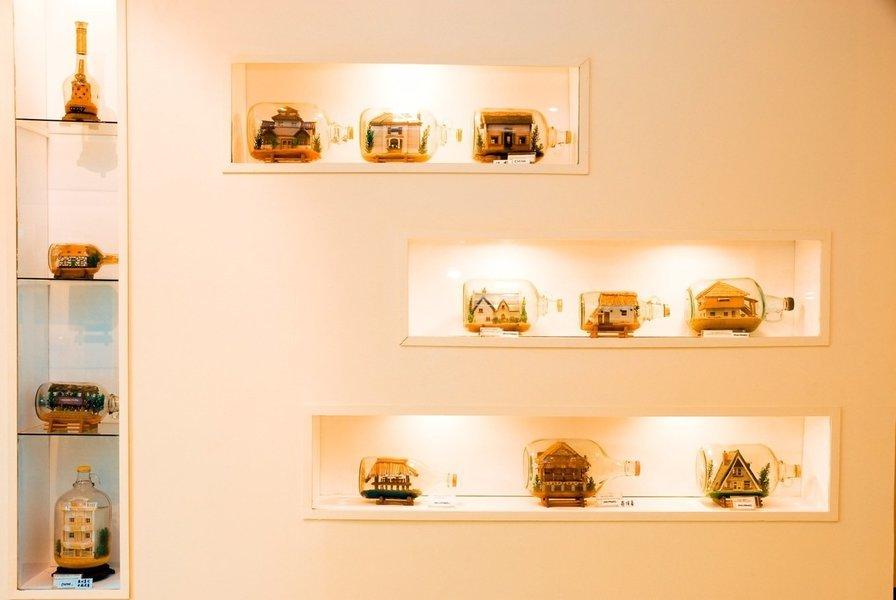 Bottle Art Museum, Sightseeing in Pattaya - Tour