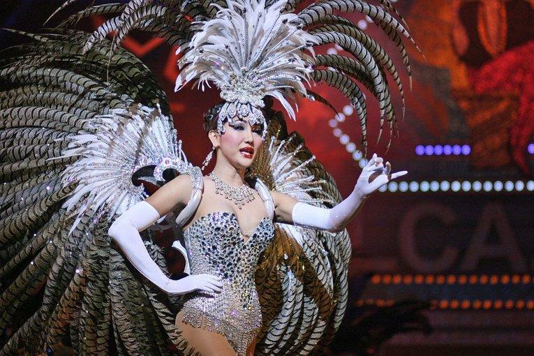 Alcazar Cabaret Show, Sightseeing in Pattaya - Tour