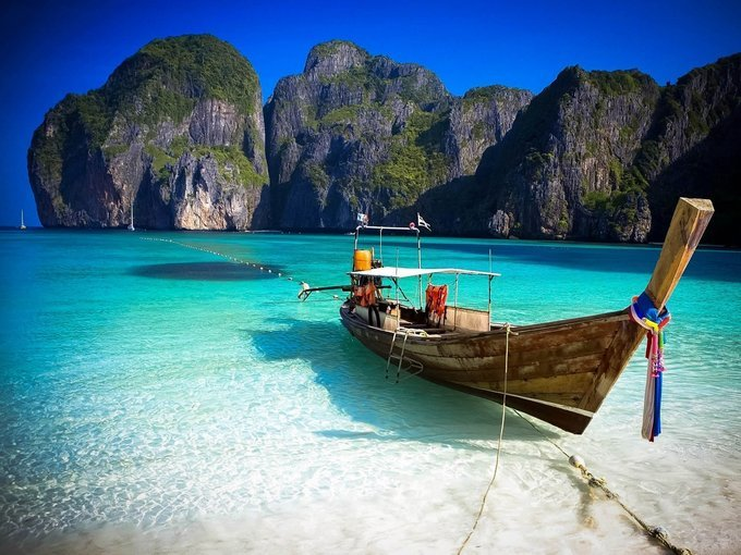 Phi Phi Island by Express Boat with Lunch, Sightseeing in Phuket - Tour