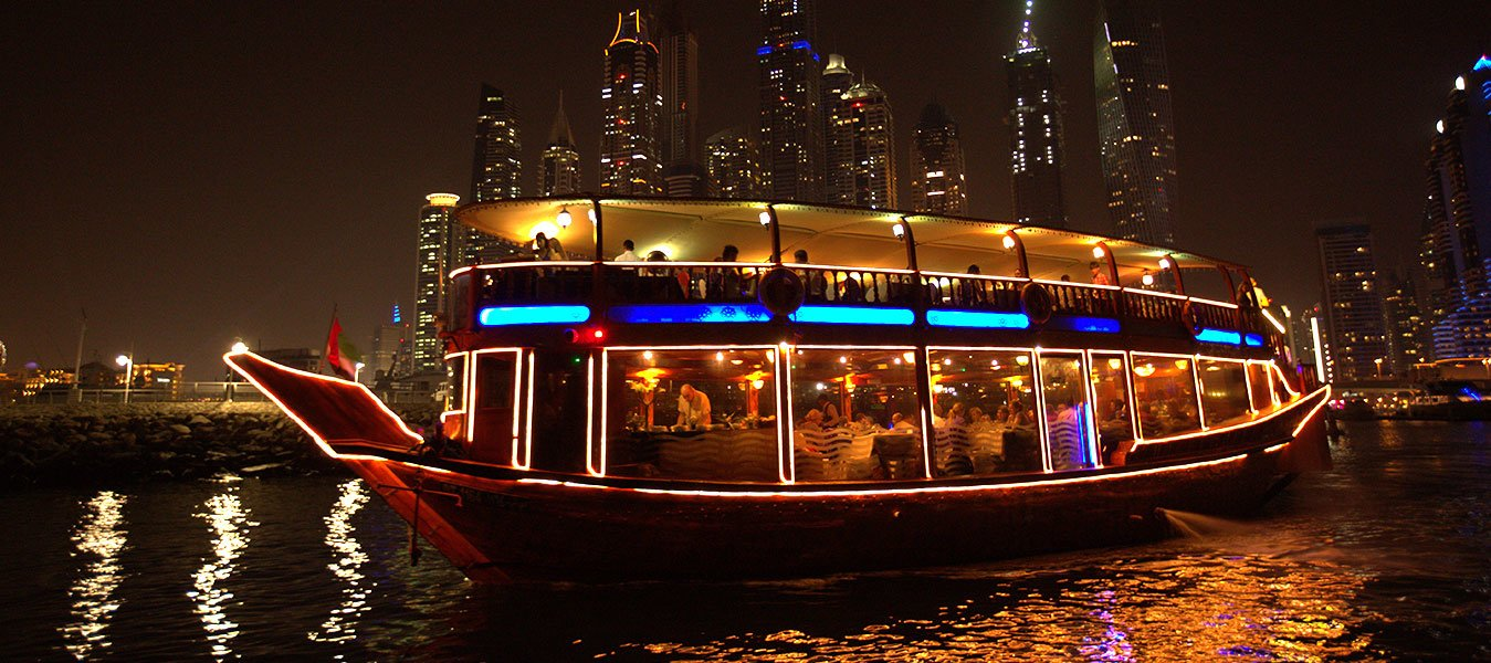 Dhow Cruise Creek - Tour