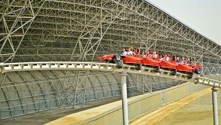 Ferrari World Tickets & Tour to Abu Dhabi - Tour