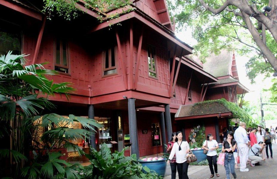 Antique Thai House & Palace Tour, Sightseeing in Bangkok - Tour