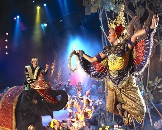 Siam Niramit Night Tour, Sightseeing in Bangkok - Tour