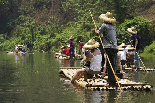 Chiang Mai Safari Tour (Elephant Safari & Bamboo Rafting) with Lunch, Sightseeing in Chiang Mai - Tour