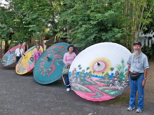 Home Industries Tour, Sightseeing in Chiang Mai - Tour