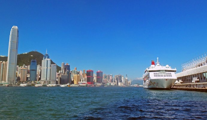 Transfer from HKG Hotel to Ocean Terminal (Star Cruise), Transfers in Hong Kong - Tour