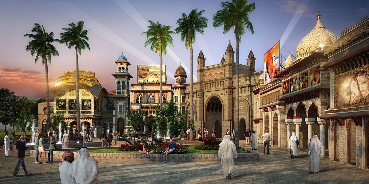 Bollywood Parks Dubai - Tour