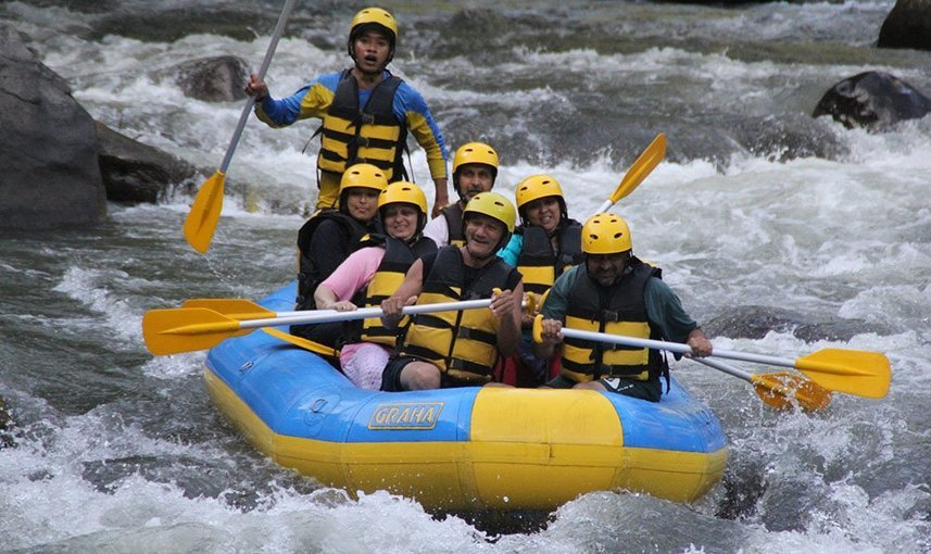 Ayung River Rafting Tour with Lunch, Sightseeing in Bali - Tour