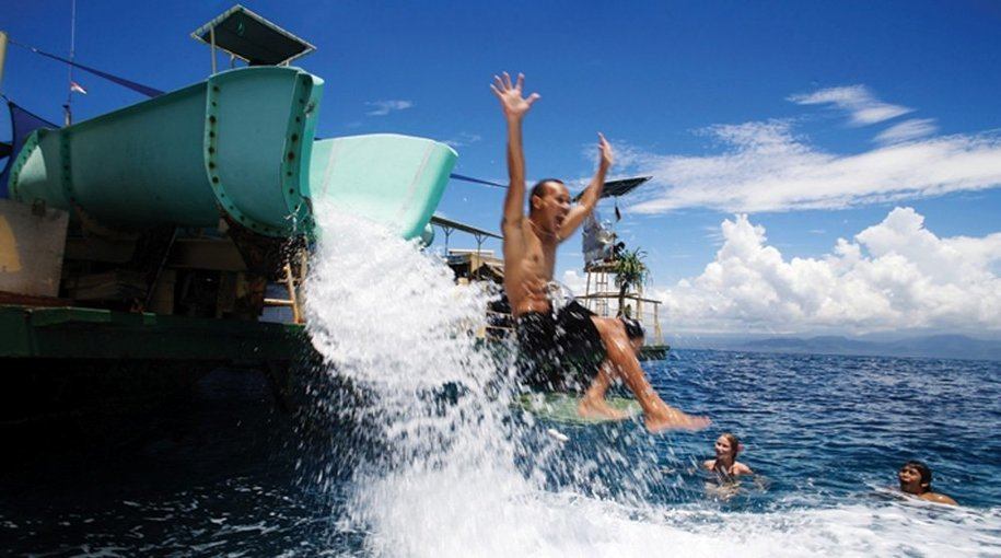 Lembongan Island Reef Cruise Tour with Buffet Lunch, Sightseeing in Bali - Tour