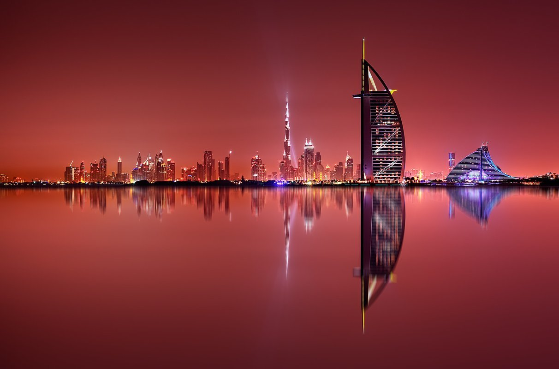 Dubai Sightseeings - Collection
