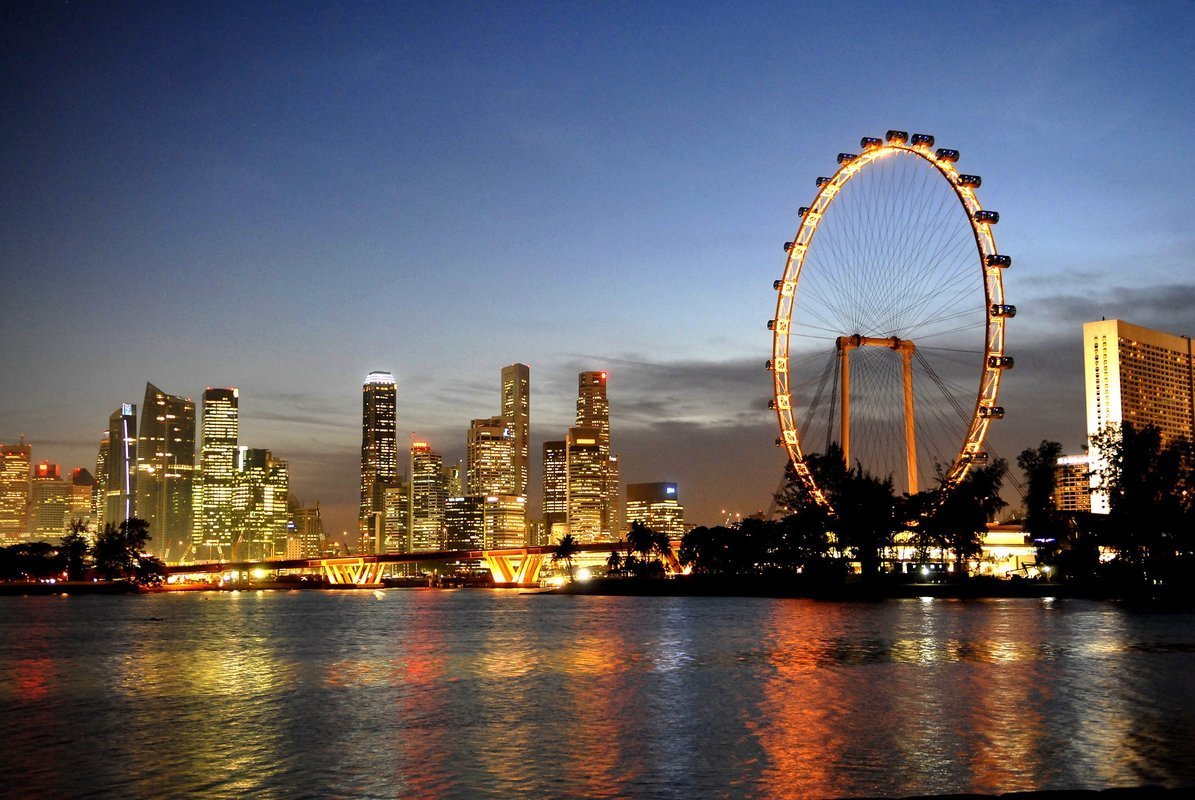 Singapore Sightseeings - Collection