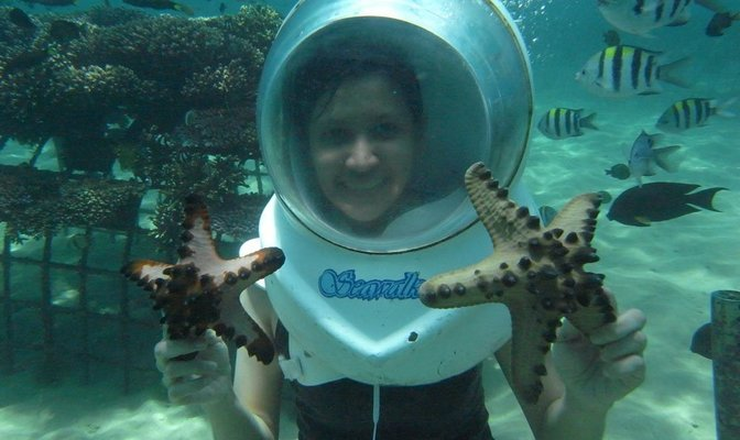 Underwater Sea Walker Tour, Sightseeing in Bali - Tour