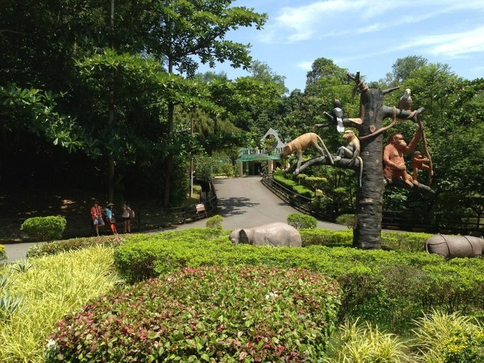 Lok Kawi Wildlife Park Tour, Sightseeing in Kota Kinabalu - Tour