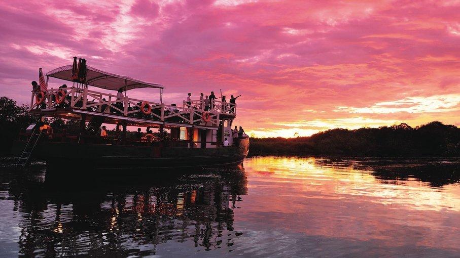 Klias Mangrove Wildlife & Fireflies Tour with Dinner, Sightseeing in Kota Kinabalu - Tour