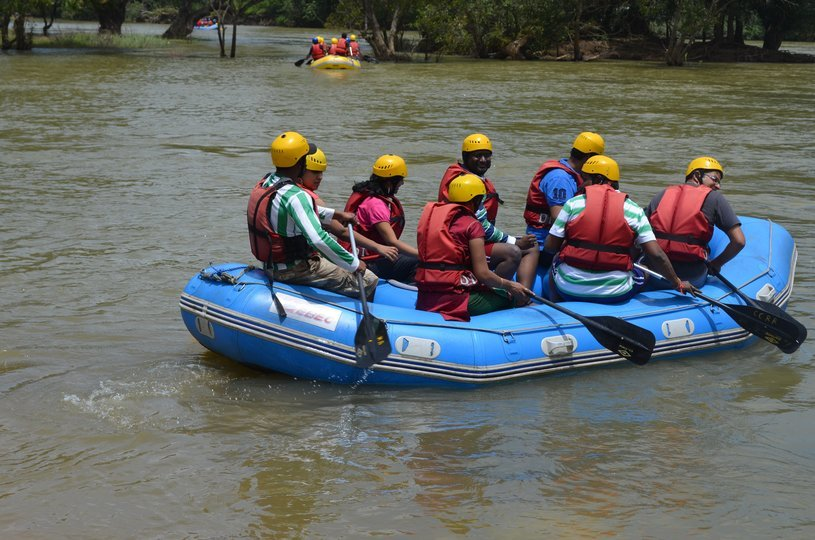 River Rafting - Tour
