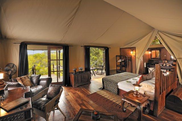 Serengeti Migration Camp, Serengeti - Tanzania. - Tour