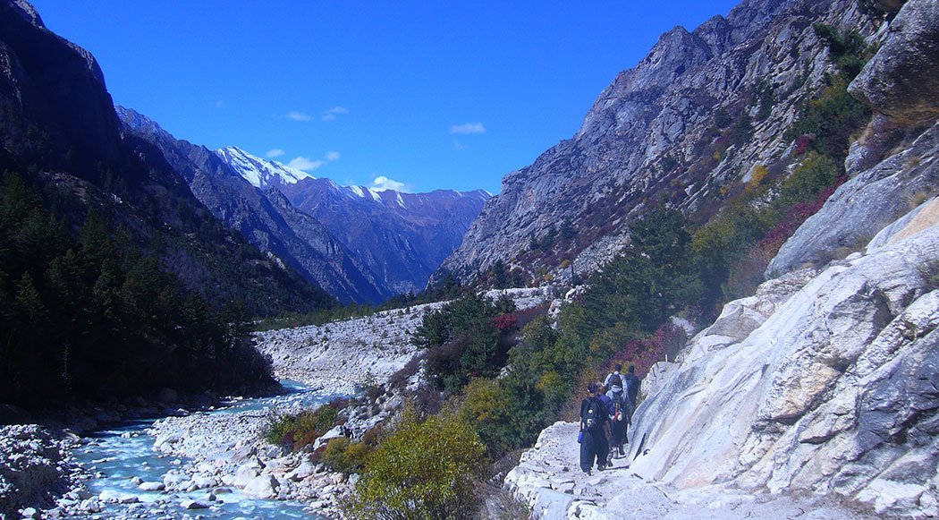 Yamunotri and Gangotri Trek - Tour